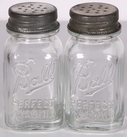Vintage & Antique Mason Jars Guide - Dating Ball Canning Jars