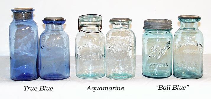 greg spurgeon antique fruit jars color guide